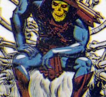 He-Man - Skeletor - Trading Card Design Sticker