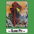 He-Man - Slime Pit - Trading Card Design by DGArt