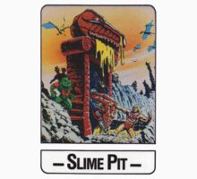 He-Man - Slime Pit - Trading Card Design Kids Clothes