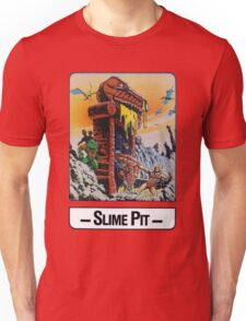 He-Man - Slime Pit - Trading Card Design Unisex T-Shirt
