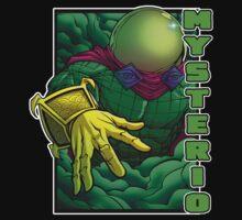 Mysterio One Piece - Long Sleeve