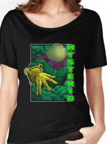 Mysterio Women's Relaxed Fit T-Shirt
