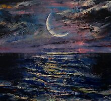 Moon by Michael Creese