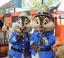 Disney Chip Dale Disney Chip & Dale Disney Chipmunks by notheothereye