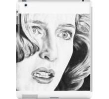 Dana Scully- Pusher iPad Case/Skin