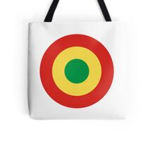 Roundel of the Congolese Air Force  Tote Bag