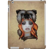 She Bear iPad Case/Skin