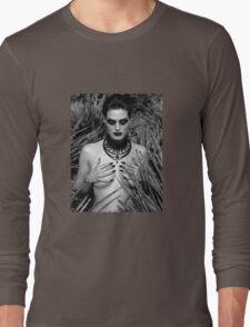 KJ in Reeds Long Sleeve T-Shirt