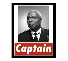 Captain - Brooklyn NINE-NINE by ismailg123