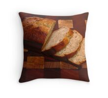 Home Baked Goodness Throw Pillow