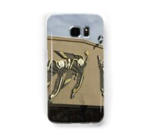 Sculptures of Angels and Christ Samsung Galaxy Case/Skin