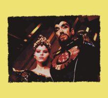 Emperor Ming and Princess Aura Kids Clothes