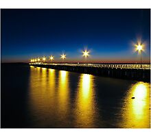 Shorncliffe Jetty - Dawn Photographic Print