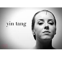 Yin Tang Photographic Print
