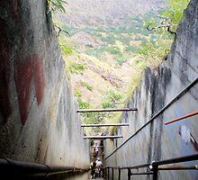 Descent  by pbeltz