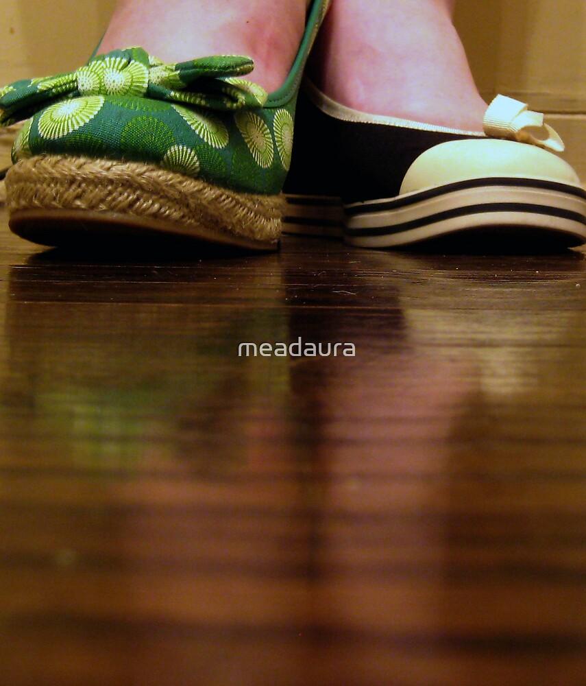 We Make Quite A Pair by meadaura