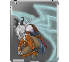 the king of spargus  iPad Case/Skin