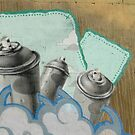 Spraypaint Has a Heaven by meadaura
