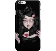 Lolly Zombie | Coffee. . . Brains. . . or Tea? iPhone Case/Skin