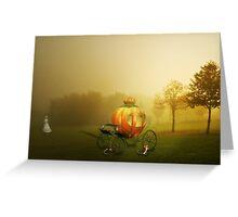Runaway Fairytale Greeting Card