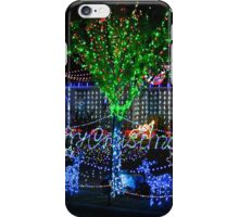 Chrissy Lights iPhone Case/Skin