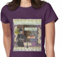 Door(s) Of Life Womens Fitted T-Shirt