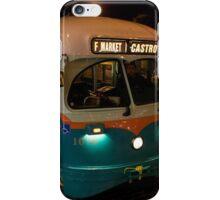 F Market Streetcar iPhone Case/Skin