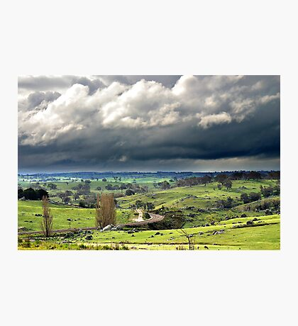 Southern Highlands Photographic Print
