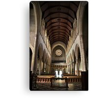 St. Peters Cathedral Canvas Print