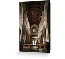 St. Peters Cathedral Greeting Card