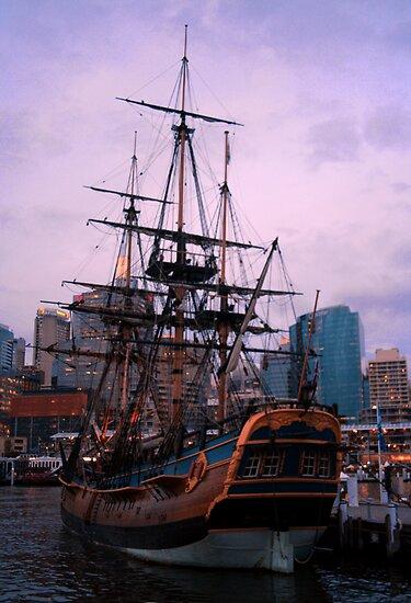 Sydney Ahoy by rossco