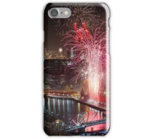 NYE Melbourne 2014 iPhone Case/Skin