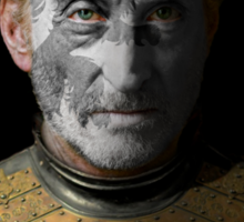 Tywin Lannister House Lion War Paint Sticker