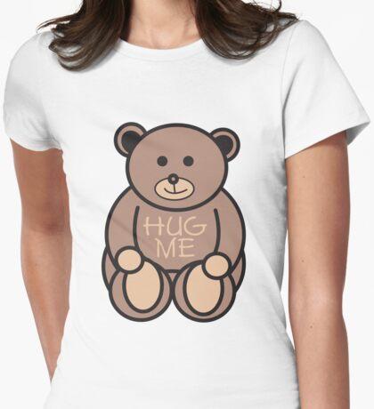 Huggy Bear Womens Fitted T-Shirt