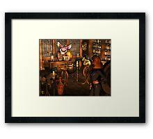 The Magic Shop Framed Print