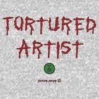Tortured Artist by RangerRoger