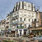 Trouville France II by Murray Swift