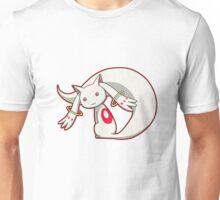 Kyubey from Madoka Magicka Unisex T-Shirt