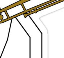 Instrument Of Seduction Sticker