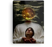 lose your head its alright Metal Print