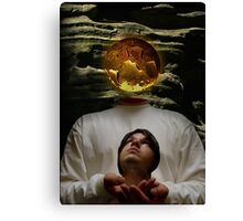 lose your head its alright Canvas Print