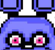 Bonnie the Bunny 8-Bit Sticker