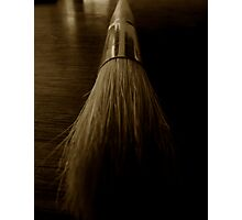 Paint Brush Photographic Print