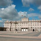 Royal Palace of Madrid by adamgrell