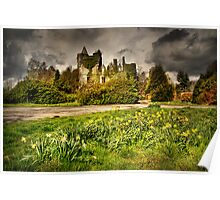 Buchanan Castle, Drymen Poster