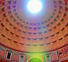 Pantheon Oculus by Tom Gomez