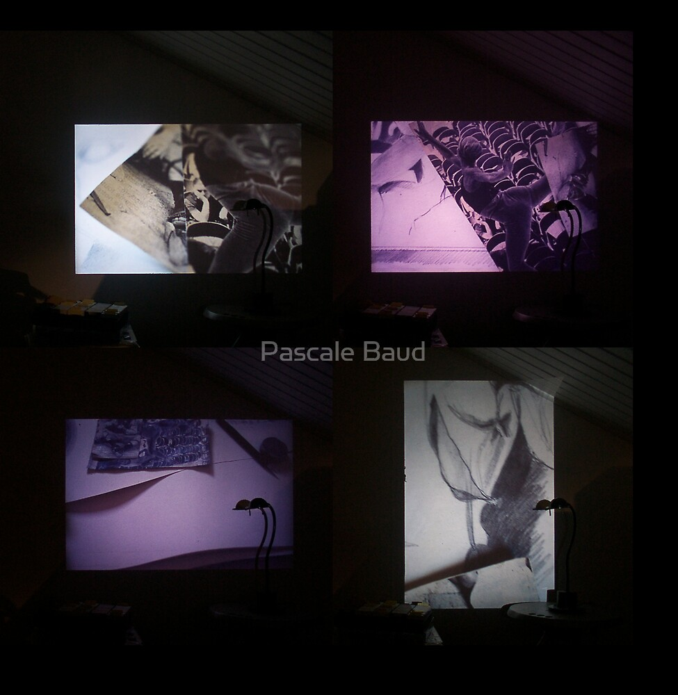 Meet (3) - 1984/2004 by Pascale Baud