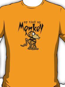 My Tied Up Monkey T-Shirt