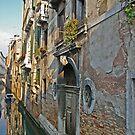 Venetian Doorstep by Rebecca Silverman