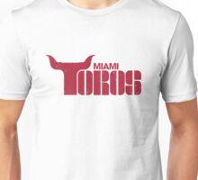 Miami Toros Defunct Soccer/Football Team Unisex T-Shirt